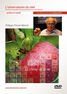 Chimie Naturelle - DVD Philippe Perrot Minnot